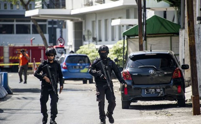 Terrorist Family Uses Child In Suicide Bomb Attack On